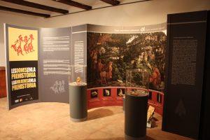 El Museu de Prehistòria prepara nous procediments d'higiene per als seus espais