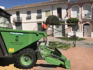 L'Ajuntament de Miramar contracta a 27 treballadors aturats – Ajuntament de Miramar