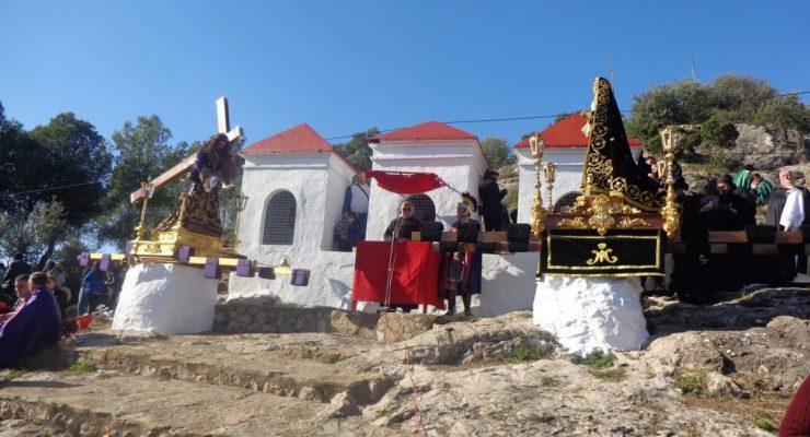 La Setmana Santa d'Oliva ja és d'Interés Turístic