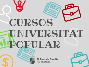 UNIVERSITAT POPULAR DEL REAL DE GANDIA