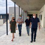 El diputat Xavier Rius visita Guardamar de la Safor per a interessar-se pels projectes culturals del municipi