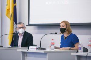 La diputada de Mobilitat Sostenible Dolors Gimeno presenta en Gandia les Jornades d'Urbanisme 'Recuperar Espais'