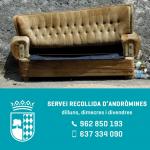 L'Ajuntament d'Oliva amplia el servei de recollida d'andròmines i l'horari de l'ecoparc mòbil