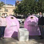 L'Ajuntament impulsa una campanya d'informació i prevenció del càncer de mama