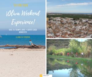Oliva Turisme converteix cada cap de setmana en una experiència única