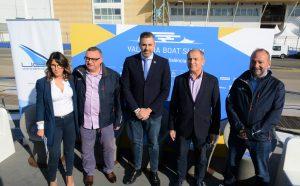 València Turisme potencia el turisme nàutic en la nova edició de València Boat Show
