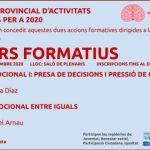 ACTIVIDADES PREVENTIVAS 2020