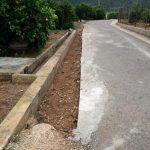 L'Ajuntament repara el camí de l'Hort del Molí