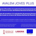 AVALEM JOVES PLUS: EMPUJU 2020