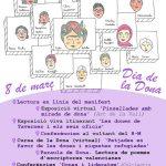 Tavernes commemora el Dia de la Dona amb diferents accions virtuals