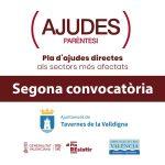 L'Ajuntament convoca la segona fase de les ajudes Parèntesi
