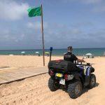 La Policia Local de Tavernes incorpora un quad a la seua flota de vehicles